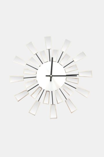 Rectangular Ray Wall Clock