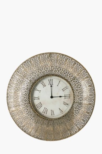 Gladiator Heart Clock, 60cm