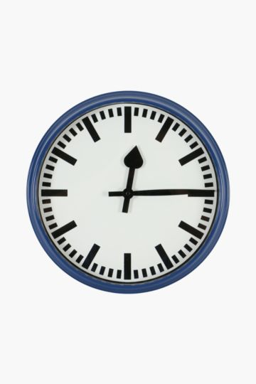 Stepped Metro Clock