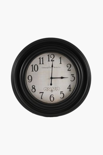 Classic Wall Clock, 60cm