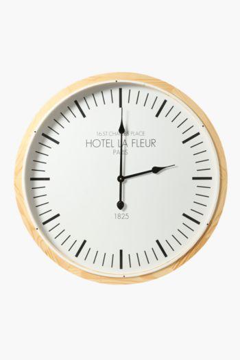 Hotel La Fleur Clock