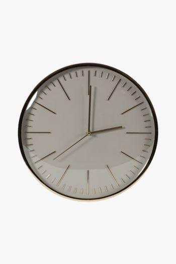 Metallic Dome Clock