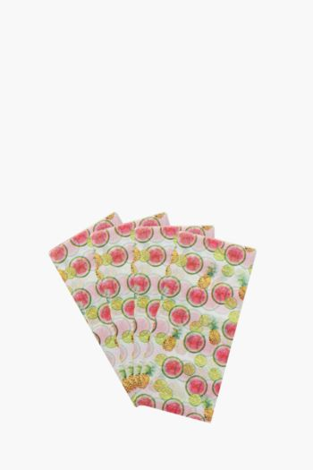 Tropical Fruit Tissue Paper