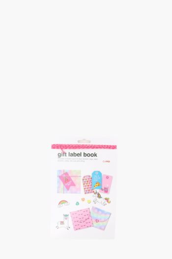 Magical Things Gift Label Book