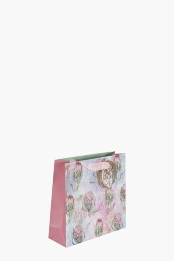 Pretty Protea Gift Bag Small