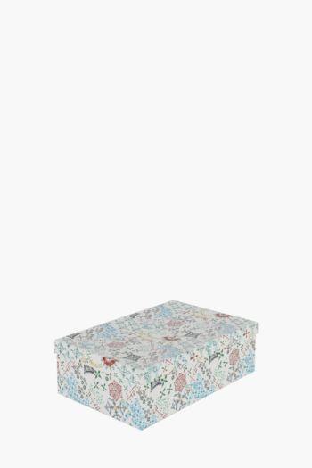Printed Storage Box Medium
