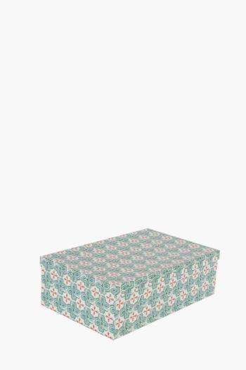 Printed Storage Box Large