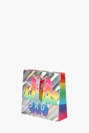 Rainbow Gift Bag Small