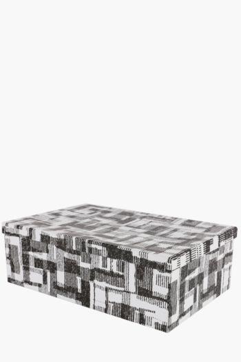 Geometric Gift Box Extra Large