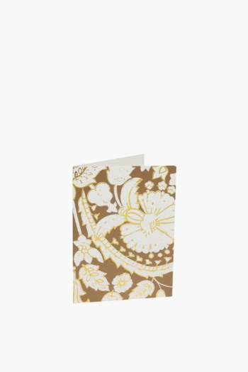 Jasmine Metallic Gift Card Mini