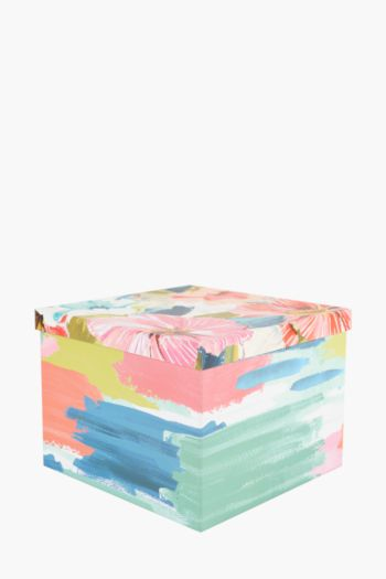 Angelica Floral Printed Gift Box Extra Large