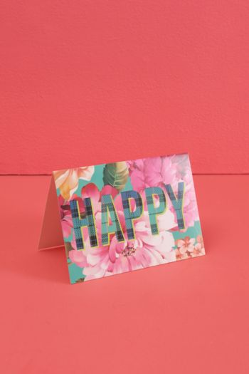 Lou Harvey Gift Card A6