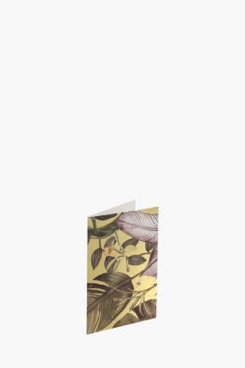 Botanical Gift Card Mini