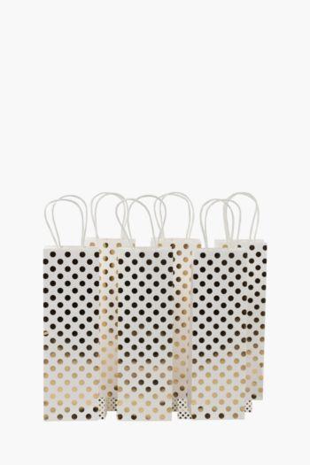 6 Pack Foil Wine Bags