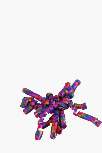 2 Pack Rainbow Ribbon Curls