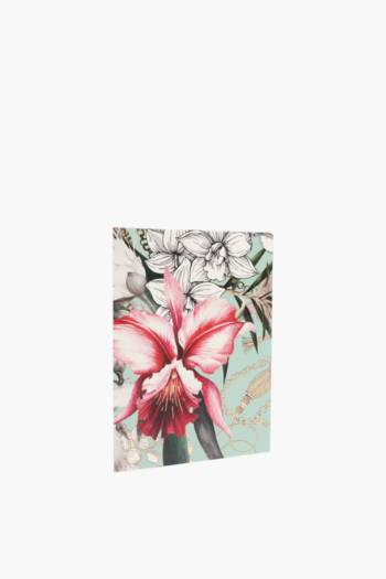 Floral Gift Card A6