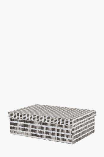 Rustic Storage Box Medium