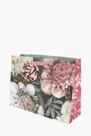 Forever Florals Gift Bag Large