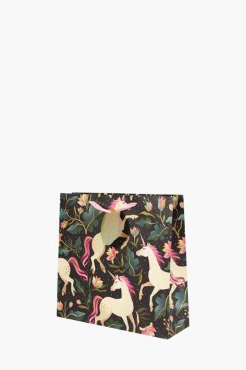 Unicorn Gift Bag Medium