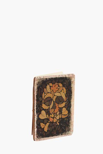 Skull Notebook A6