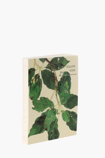 Leaf Drawing Pad A4