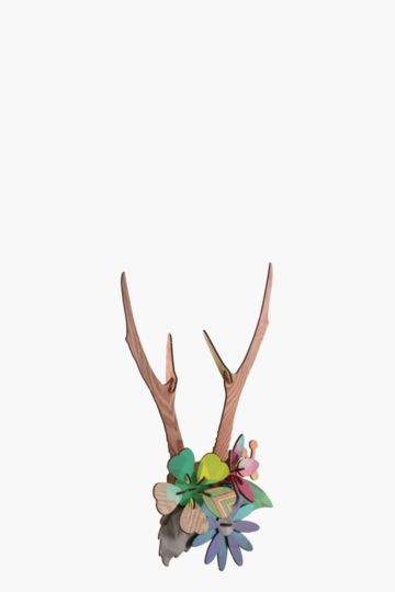 Diy Build A Flower Antler
