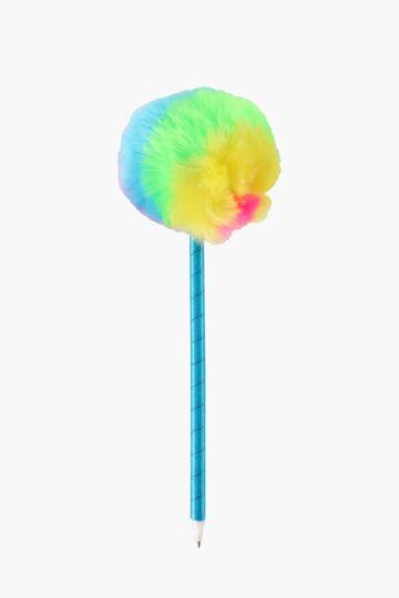 Fluffy Rainbow Pen