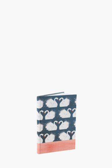 Swan Notebook A5