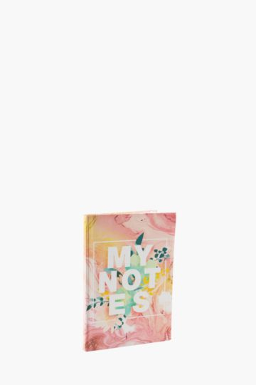 Blossom Notebook A4