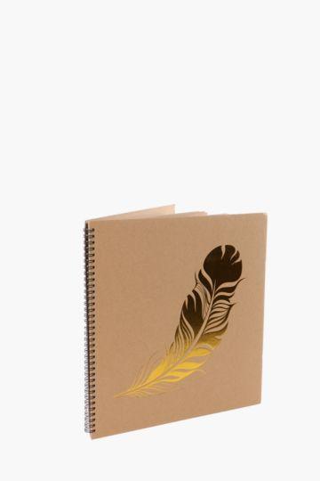 Feather Artist Journal