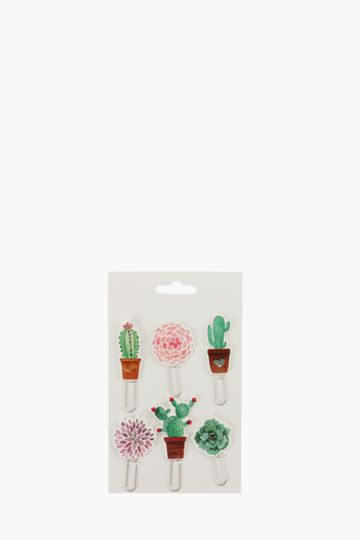 Cactus Paperclips