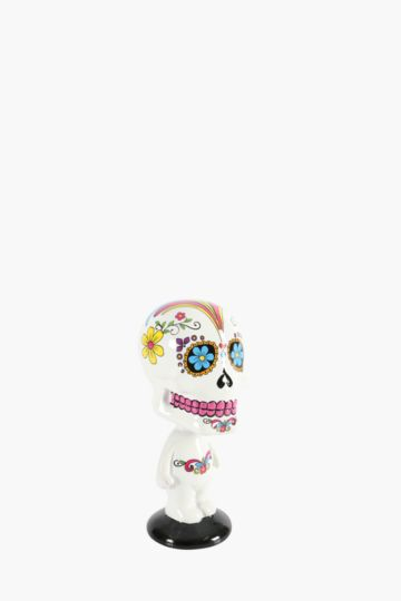 Calavera Bobble Head