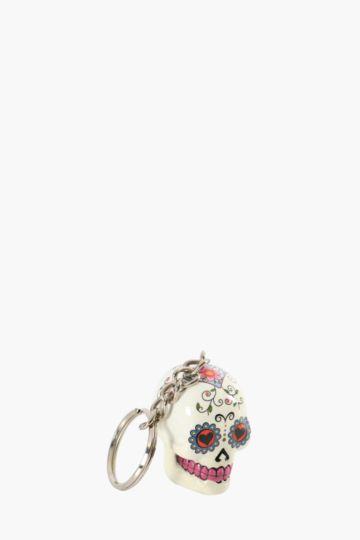 Calavera Key Ring