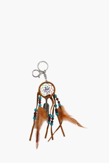 Calavera Dream Catcher Key Ring