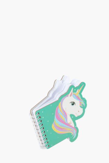 Unicorn Dye Cut Note Pad