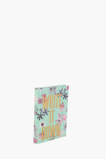 Write It Down Notebook A6