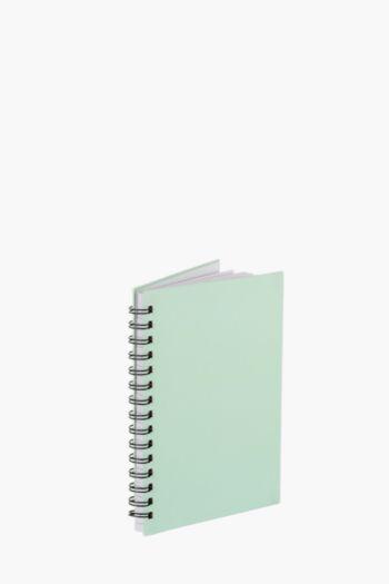 Pastel Spiral Notebook A5