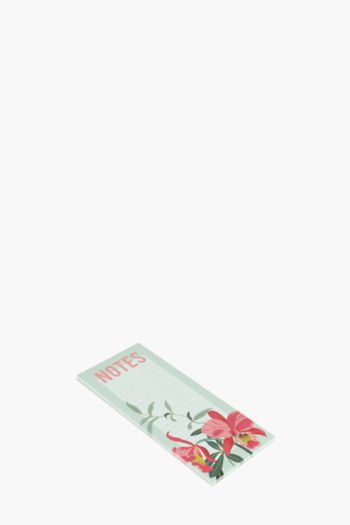 Botanical Magnetic Note Pad