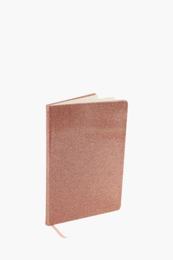Glitter Notebook, A4