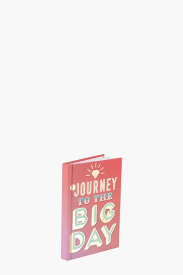 The Big Day Notebook A6