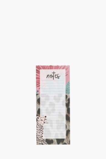 Cats Magnetic Note Pad