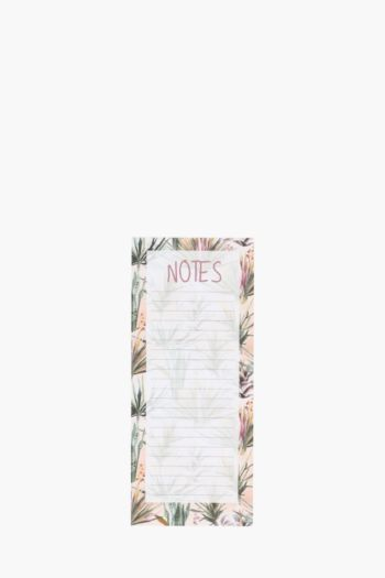 Autumn Florals Magnetic Note Pad