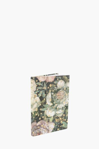 Forever Florals Notebook A5