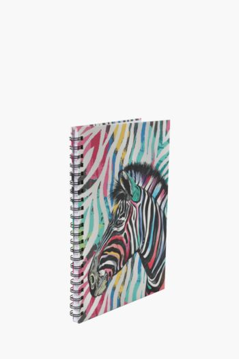 Zebra Notebook A4