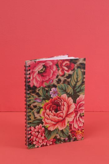 Lou Harvey Notebook A4