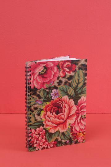 Lou Harvey Notebook A4
