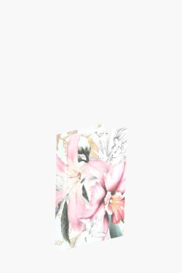 Sienna Floral Notebook A6