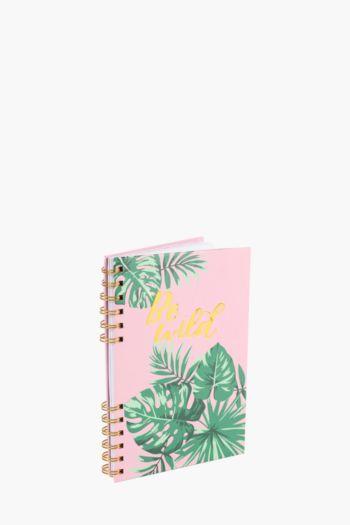 Be Wild Notebook A5