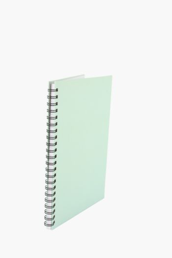 Pastel Spiral Notebook A4