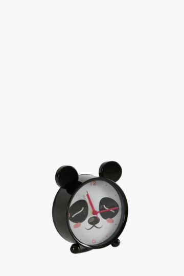 Panda Desk Clock